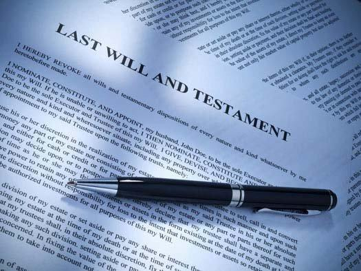 Will Attorney Estate Lawyer